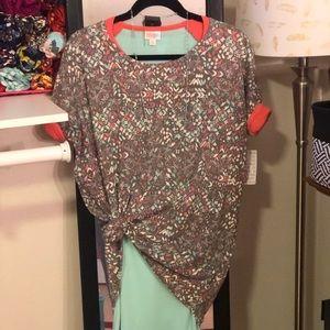 LuLaRoe Outfit XS Julia and Small Irma